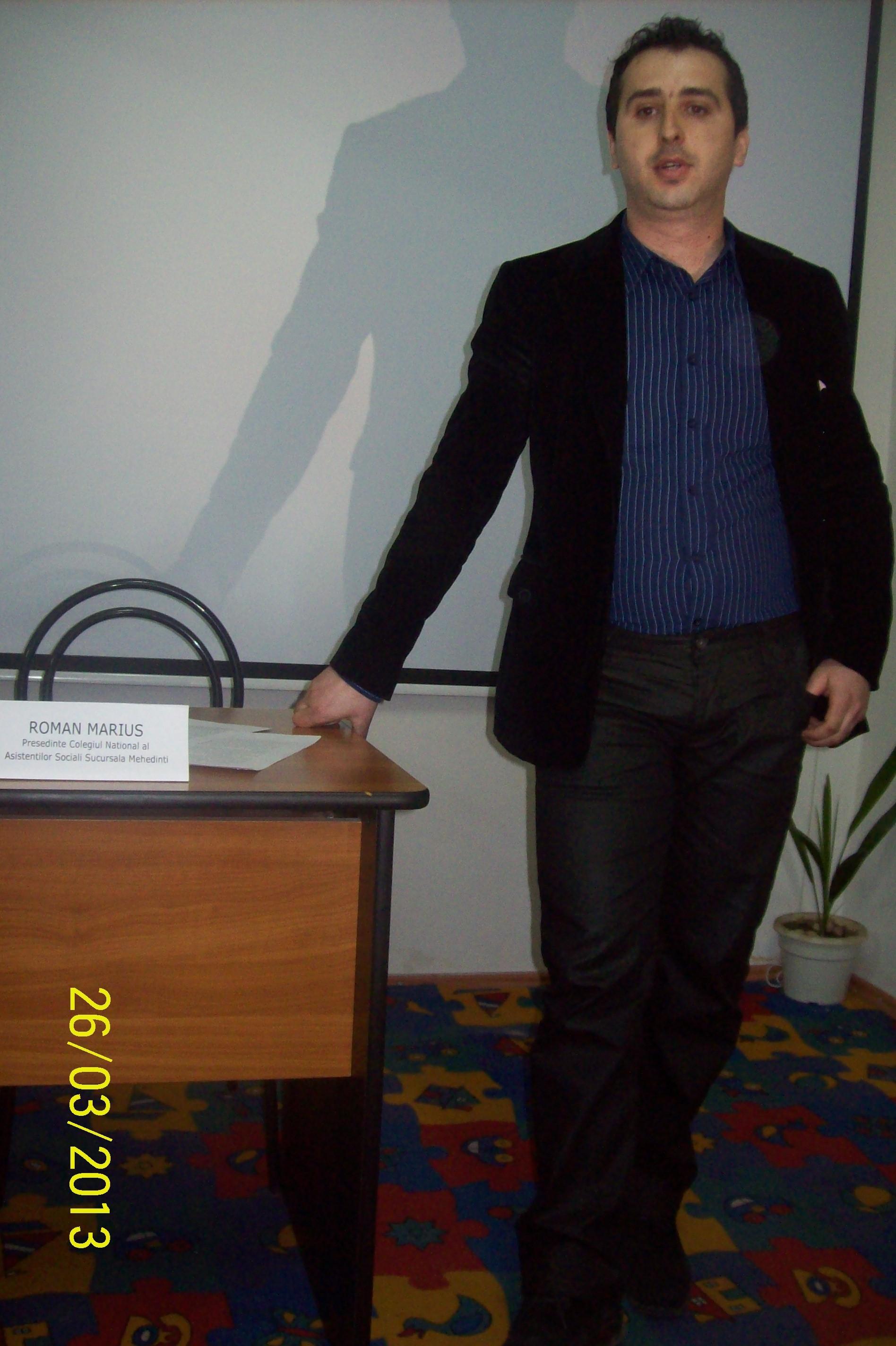 Roman Marius Adrian