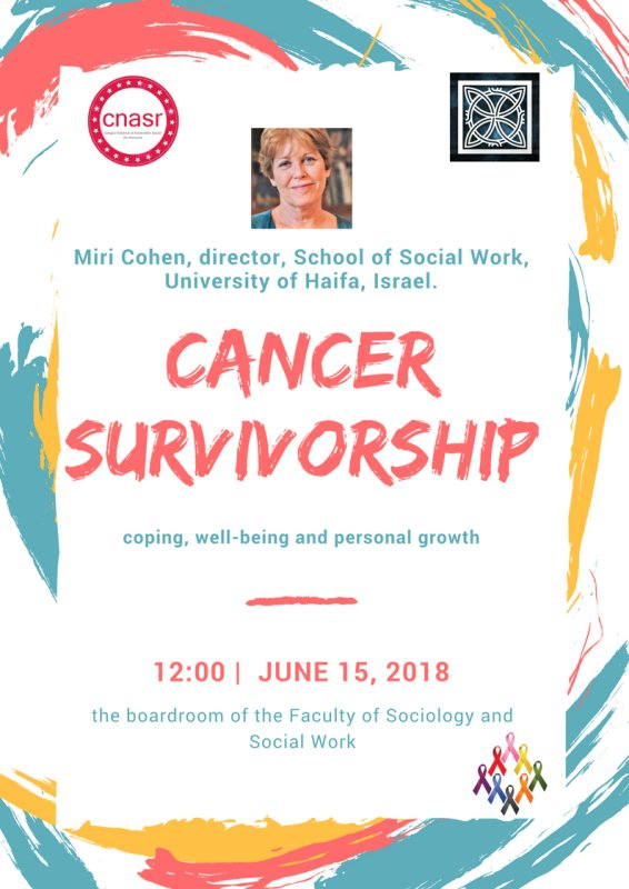 "DIALOGURI"" –""Cancer survivorship: coping, well-being and personal growth"