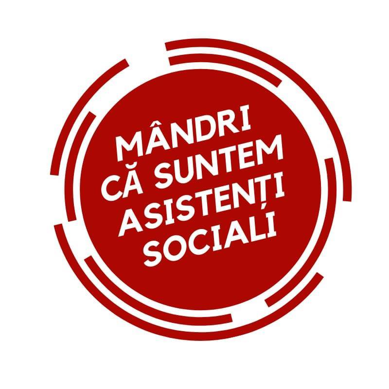 Mândru/ă că sunt asistent social