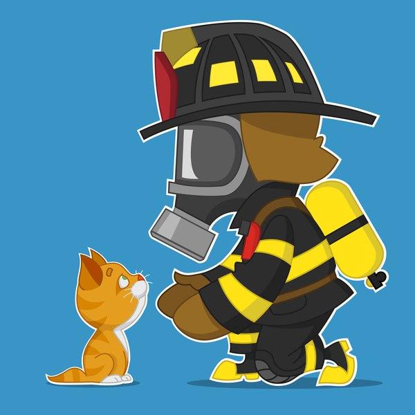 Servant pompier - Autorizat ANC