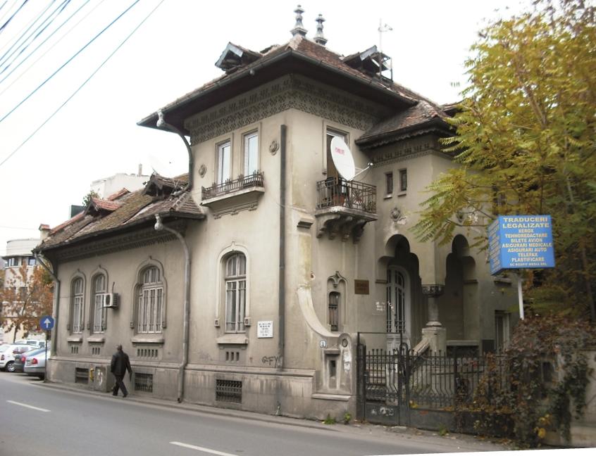 Casa Alice Botez