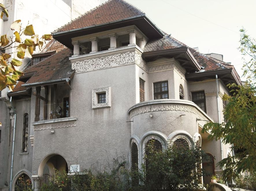 Casa Barbu Brezianu