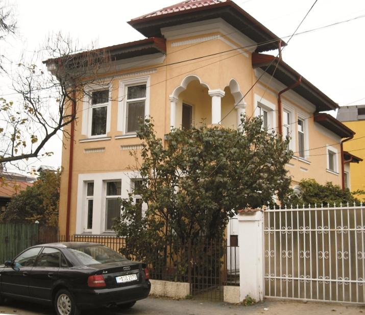 Casa Pompiliu Constantinescu