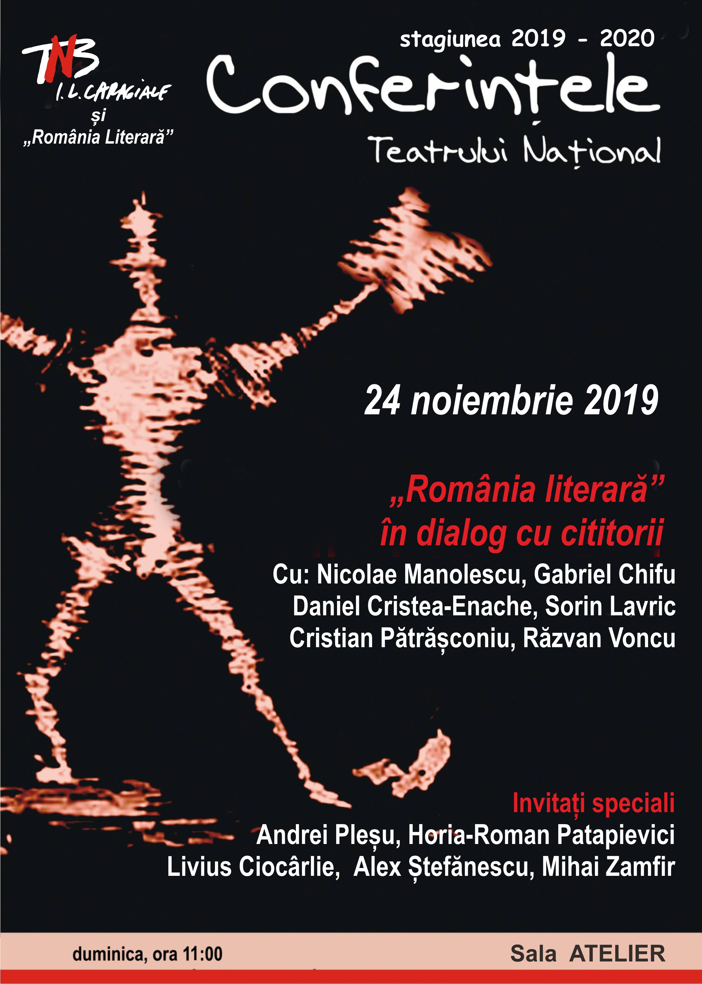 România literară în dialog cu cititorii